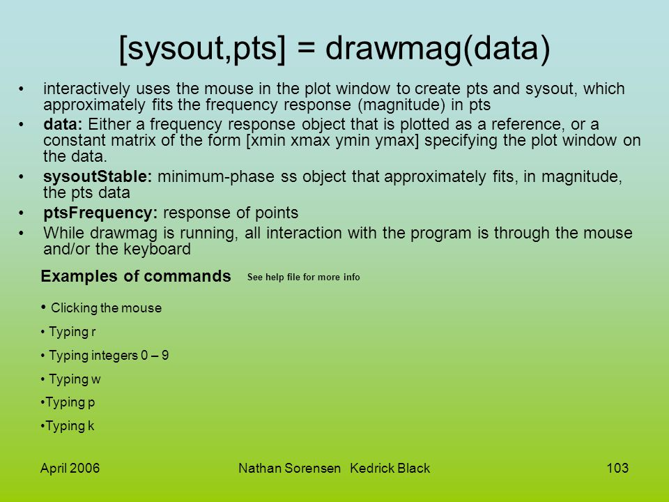 [sysout,pts] = drawmag(data)